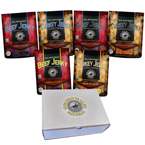 All Natural Jerky Gift Pack
