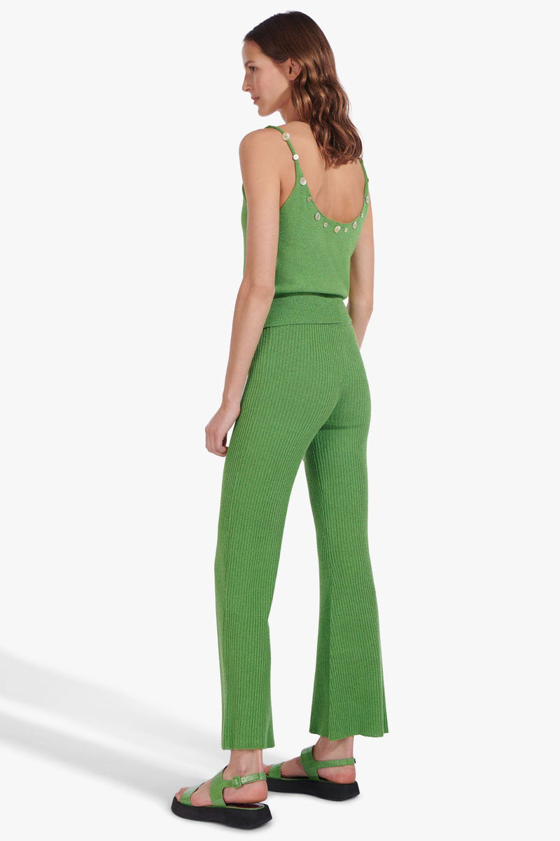 STAUD ARES TOP | GREEN