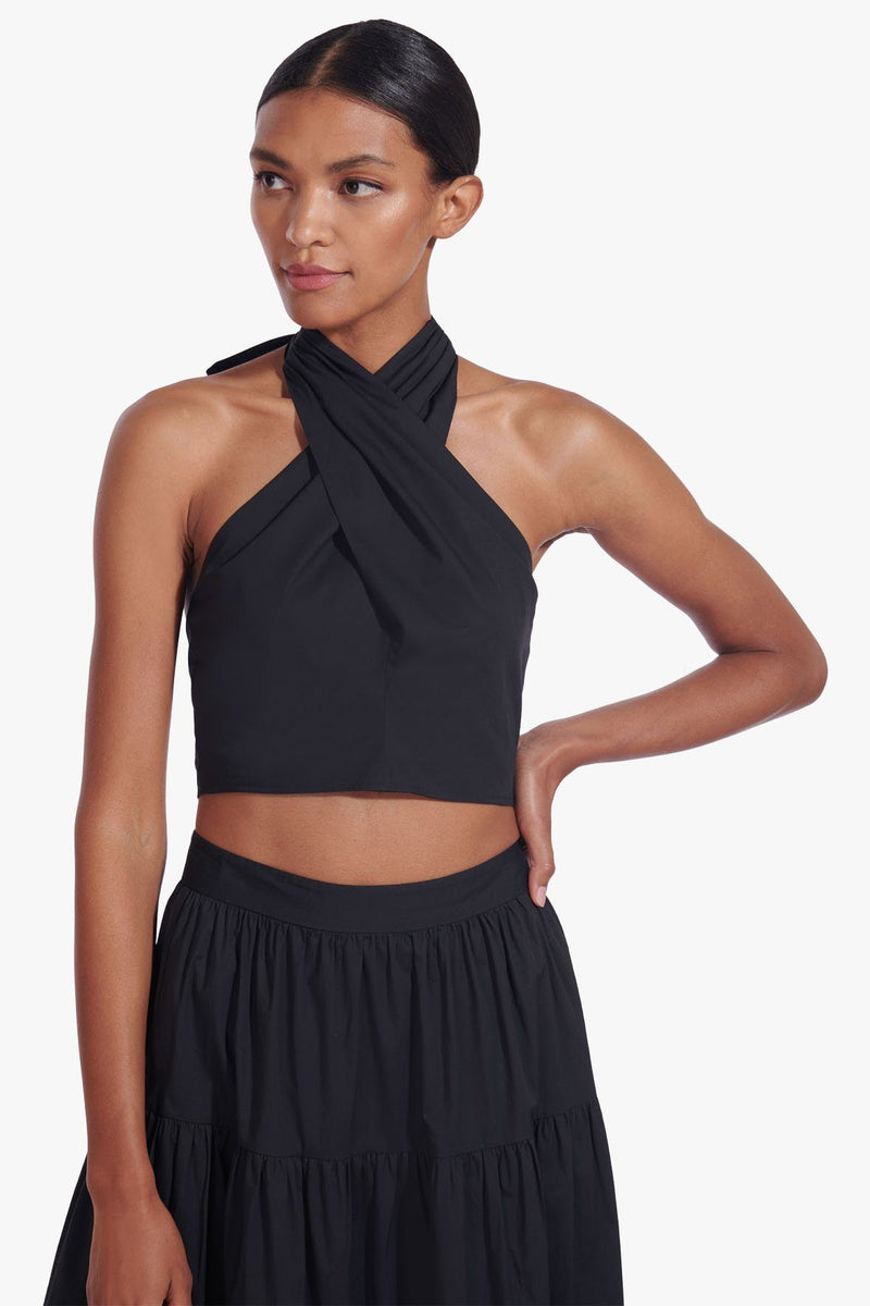 STAUD KAI TOP | BLACK