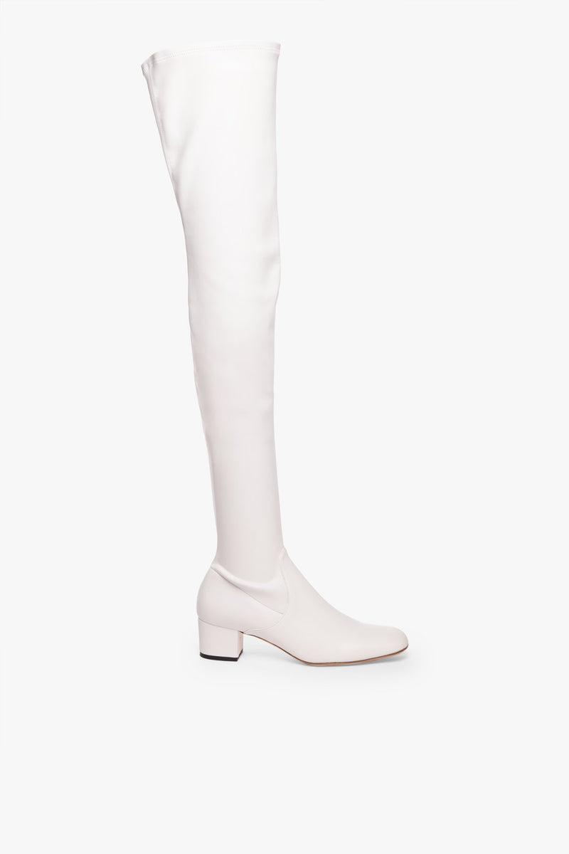 STAUD AIMEE BOOT | WHITE