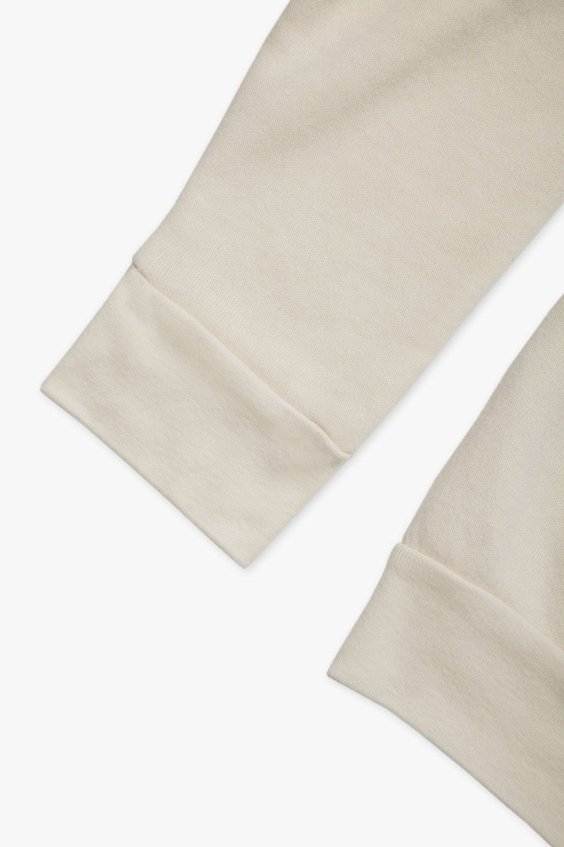 STAUD STAUD x C.BONZ CUSTOM SWEATSHIRT | CREAM