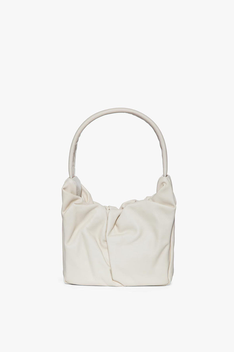 STAUD FELIX BAG | CREAM