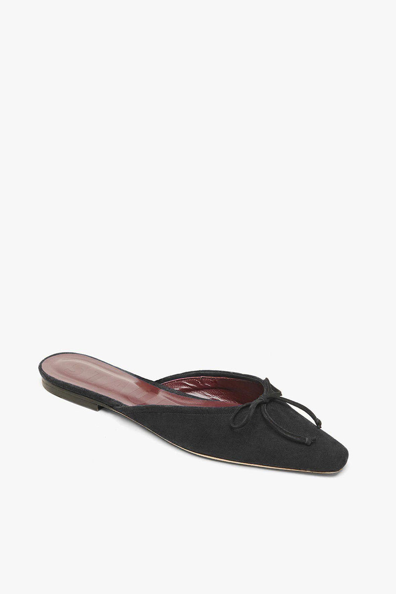 STAUD GINA MULE | BLACK