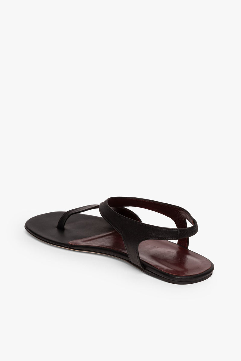 STAUD MARCO SANDAL | BLACK