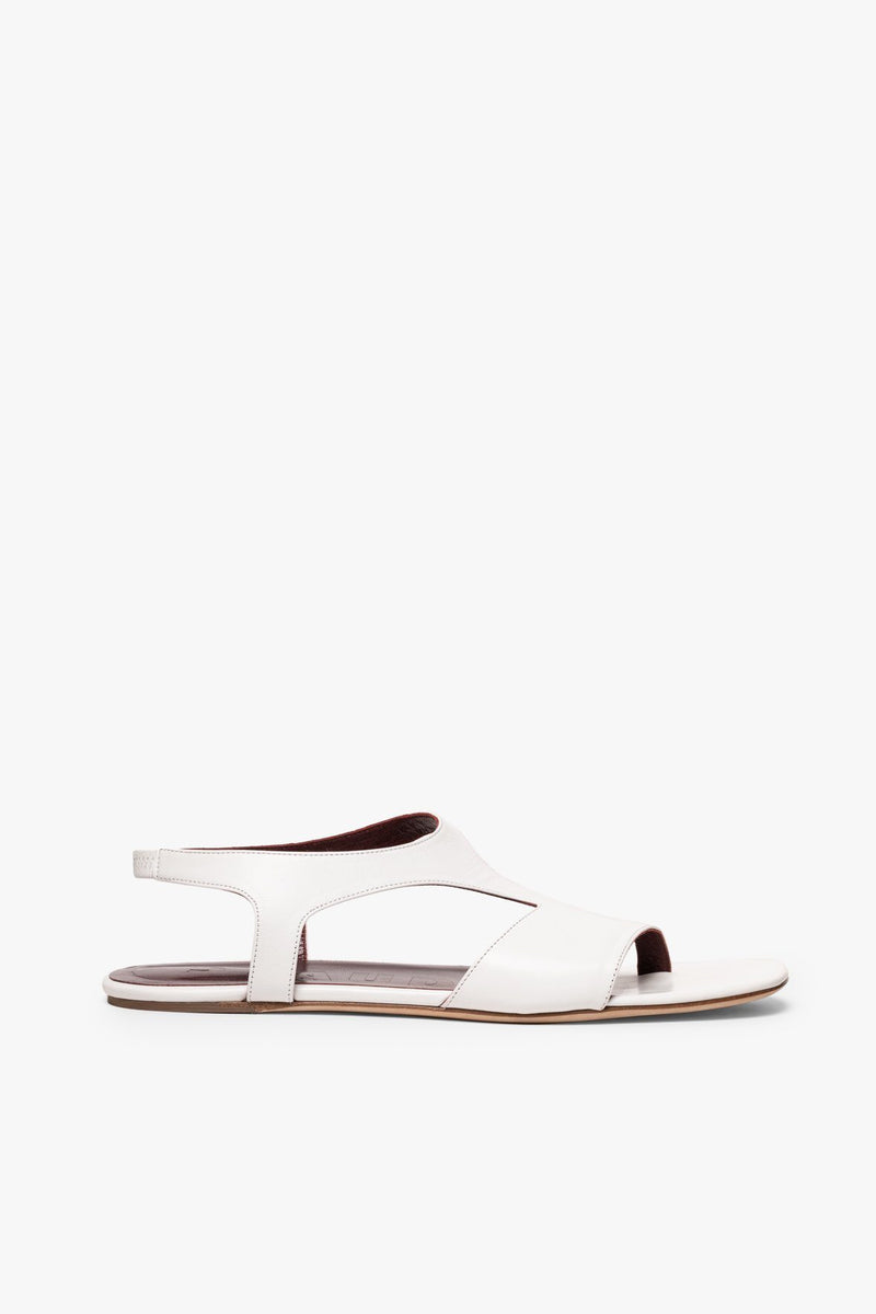 STAUD MARCO SANDAL | FRESH WHITE