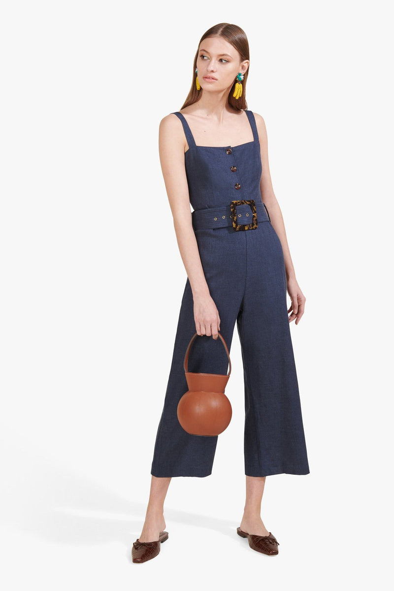 522f0196eef Quick View. BAY JUMPSUIT SAND