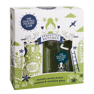 Limited Edition English Country Garden Gin Cocktail Gift Pack 700ML