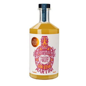 Passion Fruit 'Gin Star' Martini 700ML