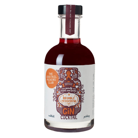 'Mini Pickers' Bramble Hedgerow Gin Cocktail 2x 200ml