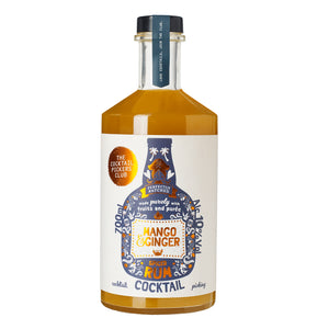 SPECIAL OFFER Limited Edition Mango and Ginger Spiced Rum Cocktail Gift Pack