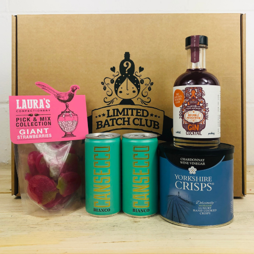 'Zoom night in' Cocktail Bundle Box! FREE Delivery!