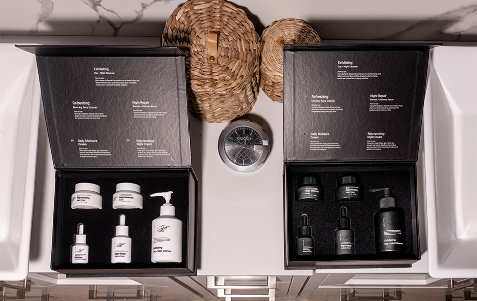Princeton and Glow Skin Enhancement His and Her Collection
