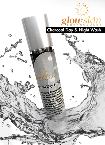 Glow Skin Enhancement charcoal wash