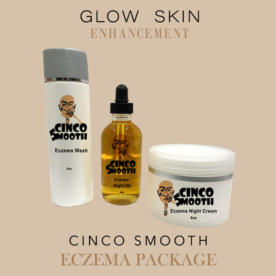 Cinco Smooth Eczema Package