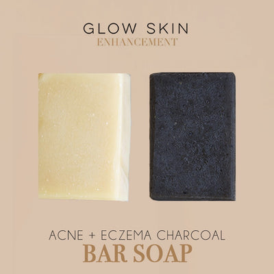ACNE & ECZEMA CHARCOAL BAR SOAP