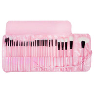 32 PCS Makeup Brush Set Blending Blush Eyeliner Face Powder Brush