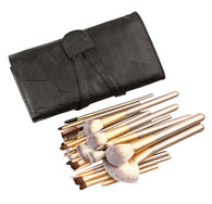 24 Pieces Makeup Brushes/Fashion Makeup Brushes Sets, 2# Black Bag