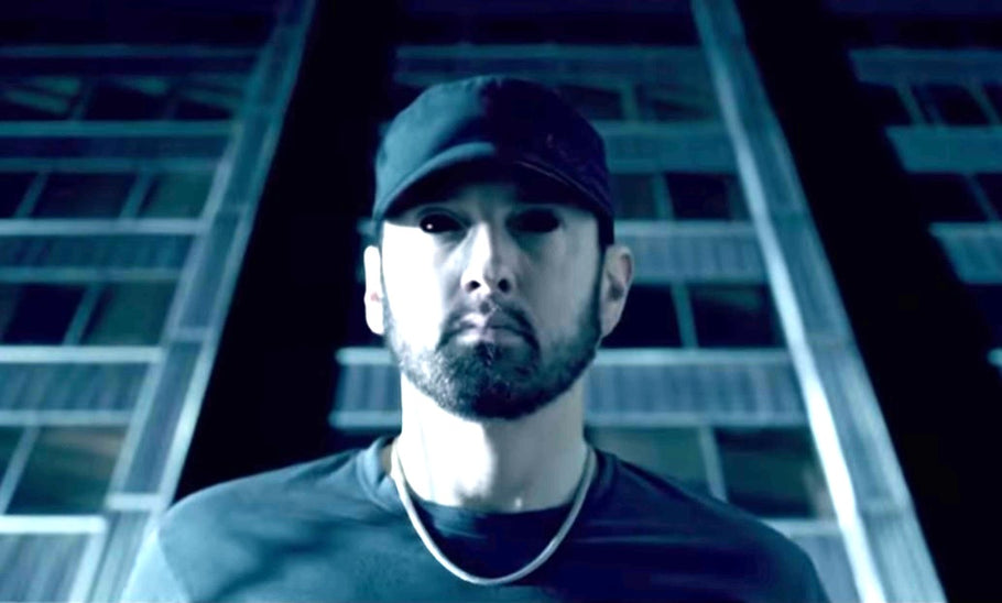'Rap God' Eminem® Just Released ANOTHER Diss, and It Was Marketing Genius.