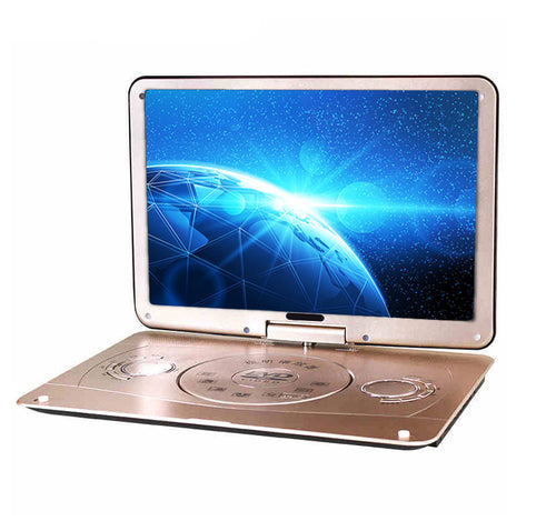 "18"" LCD Digital Multimedia DVD Player"