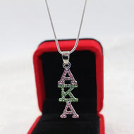 AKA® 'Snake Chain' Pendant Necklace