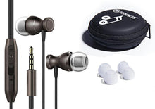In-Line Control Magnetic Earphones