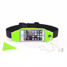 Waterproof Sports Smartphone WAIST Pouches