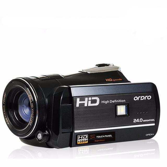 HDV-D395 Digital Video Camera