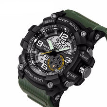 Military-Style Waterproof Time Pieces