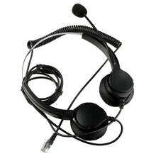 4-Pin Crystal-Head Ethernet Headset