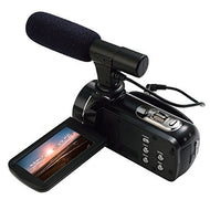 Full HD 1080P LCD Touchscreen Camcorder with WiFi
