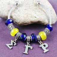 SGRho Charm-Style Bangle Bracelet