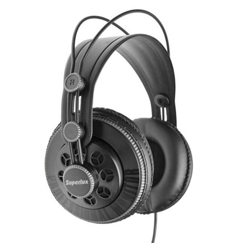Superlux Adjustable Cable Headphones