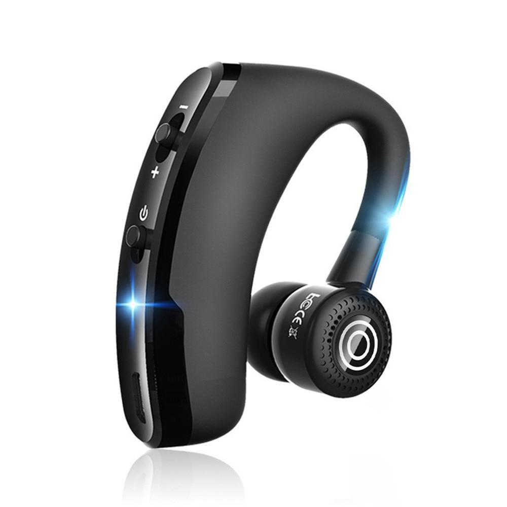 Hands-Free Voice-Controlled Bluetooth® Earpiece