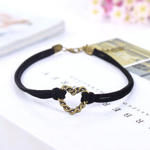 Leather Tattoo Chokers