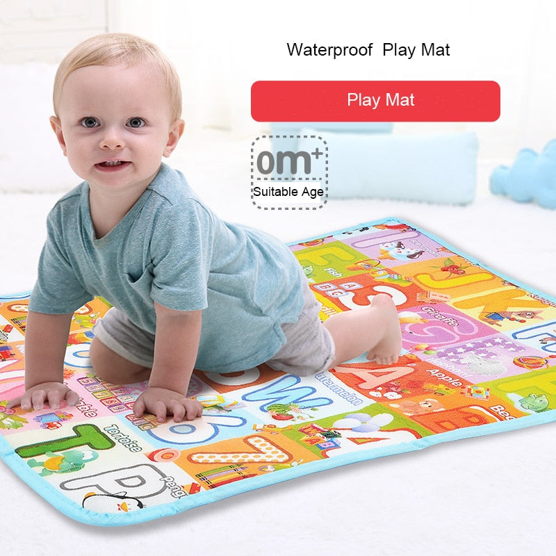 Waterproof Colorful Play Mat