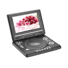 "7.0"" HD 'Swivel Screen' DVD Player"