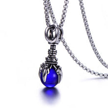 Monster Dragon Claw Pendant Necklaces