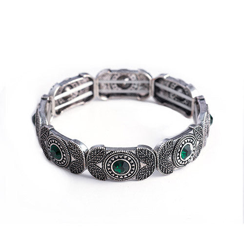 Ancient-Style Bangle Bracelets