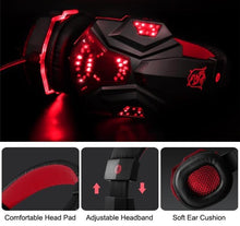 'Omnidirectional Microphone' Gamer Headset