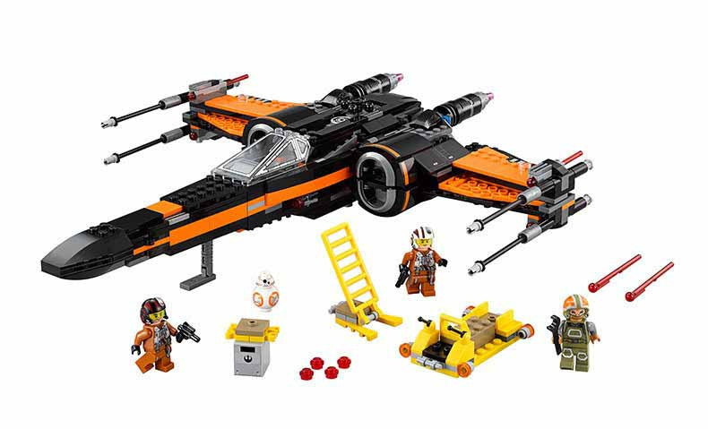 Star Wars® 'Super Heroes' X-Wing Fighter