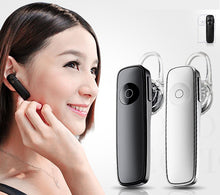 Sleek Hands-Free Wireless Earpiece