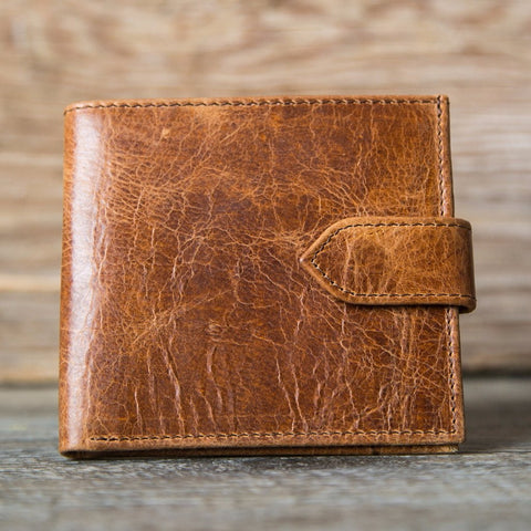 Genuine Leather Wallet - From Mexico