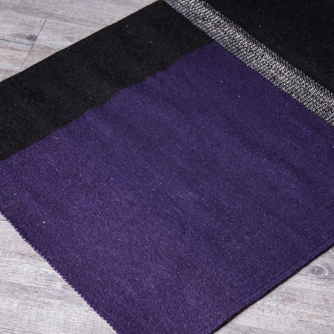 Black and Purple Carpet