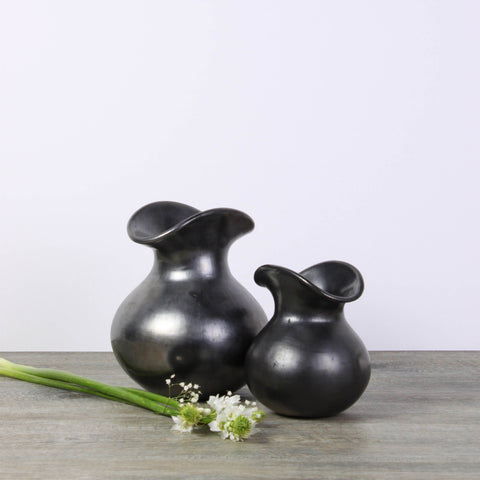 Mexican Pottery - Black Clay Made in Oaxaca