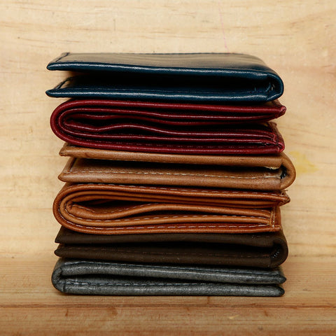 Basic Wallet Genuine Leather