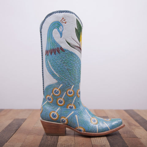 Birds of Paradise Boots