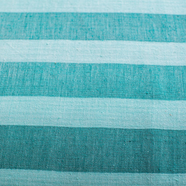 Brena Bed Sheets Striped - Green