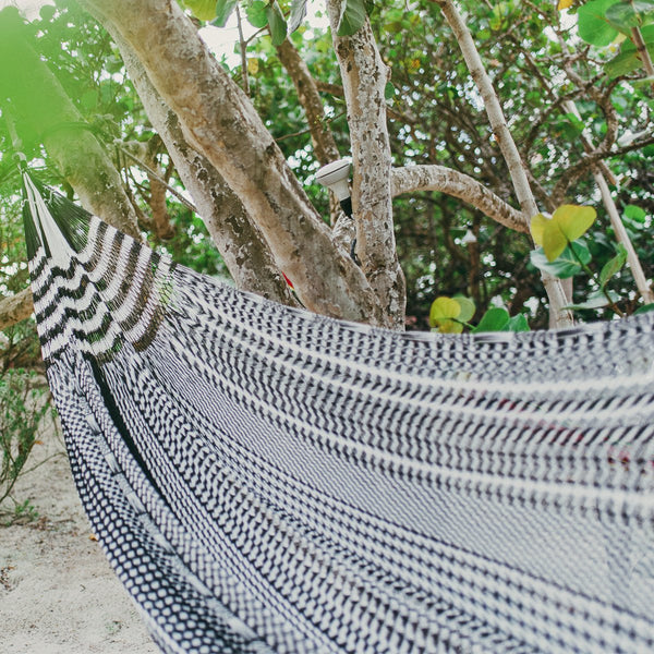 Colorful Mexican Hammocks - Coba