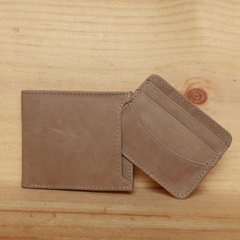 Genuine Leather Wallet With Card Holder
