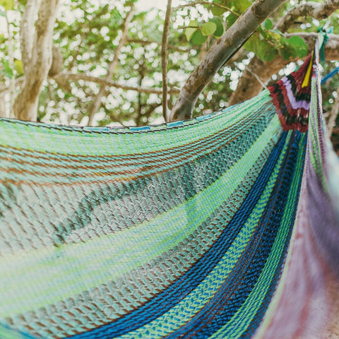 Colorful Mexican Hammocks - Mayapan